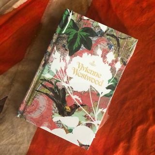 ヴィヴィアンウエストウッド(Vivienne Westwood)の新品 ノートブッグ Vivienne Westwood  レア!(ノート/メモ帳/ふせん)