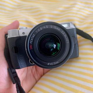ペンタックス(PENTAX)のPENTAX Q7 カメラ&レンズセット(ミラーレス一眼)
