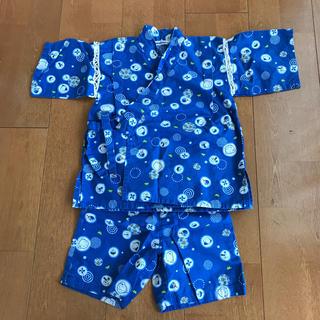 ファミリア(familiar)の甚平 100cm(甚平/浴衣)