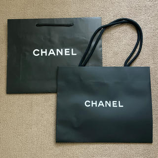 シャネル(CHANEL)のシャネル ショッパー 紙袋(ショップ袋)