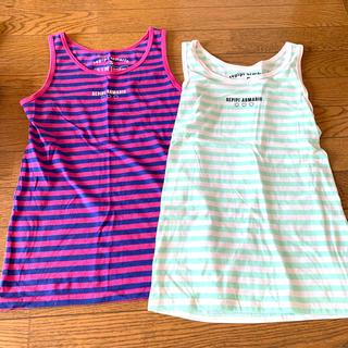レピピアルマリオ(repipi armario)のレピピアルマリオ タンクトップ(Tシャツ(半袖/袖なし))