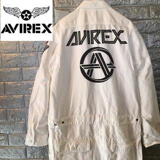 AVIREX - 【美品】アヴィレックス AVIREX  Coverall ツナギ オールインワン