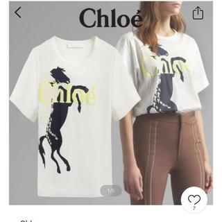 クロエ(Chloe)の最終値下げ、クロエ Chloe Tシャツ  レディース 美品 トップス(Tシャツ(半袖/袖なし))