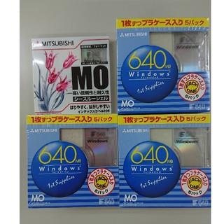 ミツビシ(三菱)の三菱化学 MO(PC周辺機器)