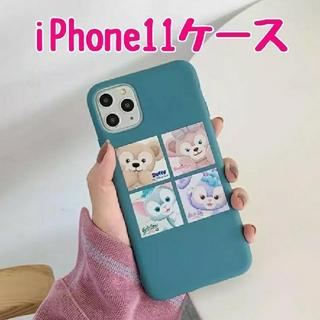 ダッフィー(ダッフィー)のダッフィーフレンズ iPhone11 スマホケース(iPhoneケース)