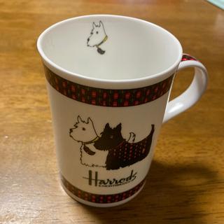 ハロッズ(Harrods)のハロッズのマグカップ 新品 胡麻大先生専用(マグカップ)