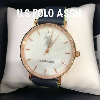 ポロラルフローレン(POLO RALPH LAUREN)の新品タグ付き⭐︎U.S POLO ASSN. 腕時計(腕時計)