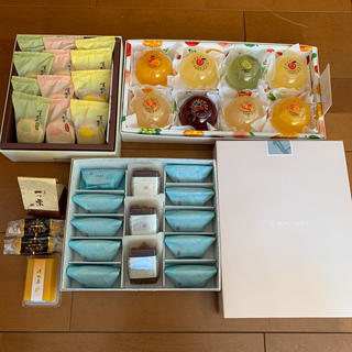 和菓子など⭐︎(菓子/デザート)