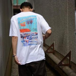 In out burger Tシャツ Lサイズ(Tシャツ/カットソー(半袖/袖なし))