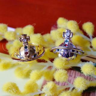 ヴィヴィアンウエストウッド(Vivienne Westwood)のX L リゾットリング(リング(指輪))