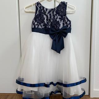 マザウェイズ(motherways)のキッズ ドレス ワンピース120㎝(mother ways)(ドレス/フォーマル)