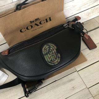 COACH - コーチ★COACH リビングトン ウエストポーチ/ベルトバッグ