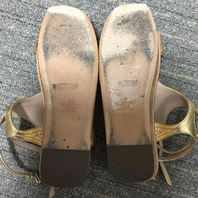 VALENTINO(ヴァレンティノ)のレディース靴 レディースの靴/シューズ(サンダル)の商品写真