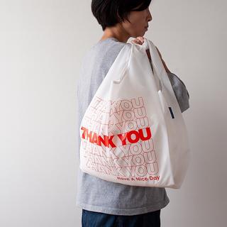 baggu スタンダード thank you エコバッグ(エコバッグ)