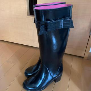 ケイトスペードニューヨーク(kate spade new york)のkate spade ケイトスペード レインブーツ(レインブーツ/長靴)