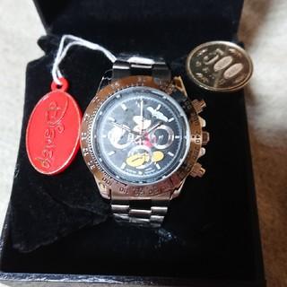 ディズニー(Disney)のディズニー ミッキー デイトナ クォーツ時計(腕時計(アナログ))