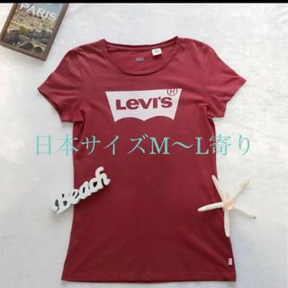 リーバイス(Levi's)のお値下げ!リーバイス ロゴTシャツ S (Mサイズ)(Tシャツ(半袖/袖なし))