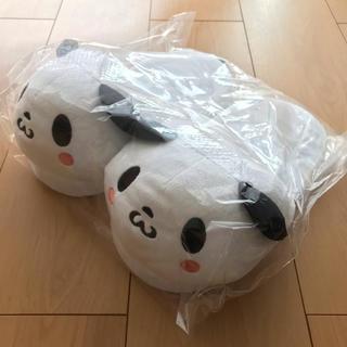 ラクテン(Rakuten)の[新品未開封] 楽天 パンダ スリッパ(スリッパ/ルームシューズ)