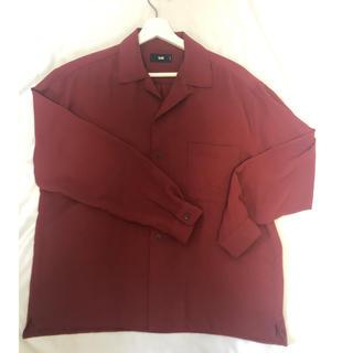 ハレ(HARE)のHARE オープンカラートロミシャツ(シャツ)