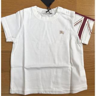 バーバリー(BURBERRY)の新品未使用バーバリーTシャツ80(Tシャツ)