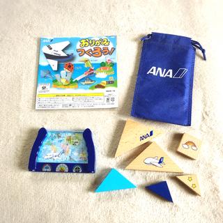 エーエヌエー(ゼンニッポンクウユ)(ANA(全日本空輸))のANA おもちゃ(知育玩具)