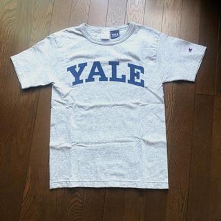 チャンピオン(Champion)の【値下げ!】YALE University × champion Tシャツ(Tシャツ/カットソー(半袖/袖なし))