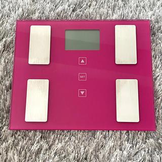 アイリスオーヤマ(アイリスオーヤマ)のアイリスオーヤマ 体重計(体重計/体脂肪計)