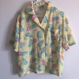 レピピアルマリオ(repipi armario)のレピピアルマリオ アロハシャツ(Tシャツ(半袖/袖なし))