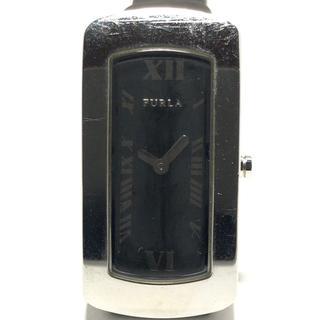 フルラ(Furla)のFURLA(フルラ) 腕時計 レディース 黒(腕時計)