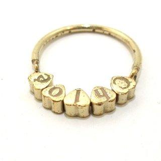 クロエ(Chloe)のクロエ リング - 金属素材 ゴールド ハート(リング(指輪))