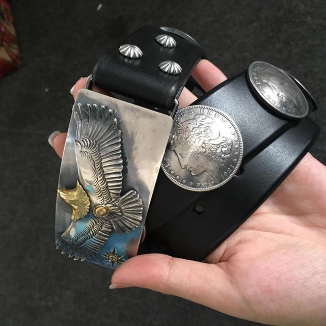 goro's(ゴローズ)の確認用 メンズのファッション小物(ベルト)の商品写真