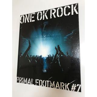 ワンオクロック(ONE OK ROCK)のONE OK ROCK PRIMAL FOOTMARK 7(音楽/芸能)