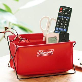 コールマン(Coleman)の新品 コールマン テーブル用 収納ラック インレッド付録(小物入れ)