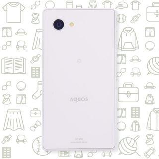 アクオス(AQUOS)の【B】AQUOSmini/SH-M03/16/SIMフリー(スマートフォン本体)