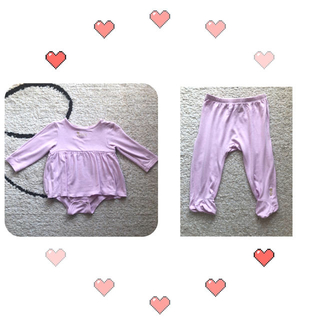 Juicy Couture - 新品⭐️ JUICY COUTURE上下二点セット