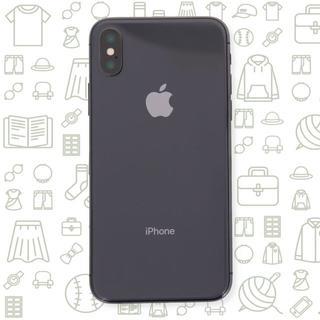 アイフォーン(iPhone)の【B】iPhoneX/64/au(スマートフォン本体)