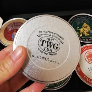 TWG紅茶 シンガポールブラックティー(茶)