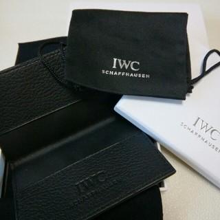 インターナショナルウォッチカンパニー(IWC)のIWC  カードケース 「非売品」(腕時計(アナログ))
