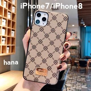iPhoneケース ♡ iPhone7/iPhone8 モノグラム シンプル (iPhoneケース)