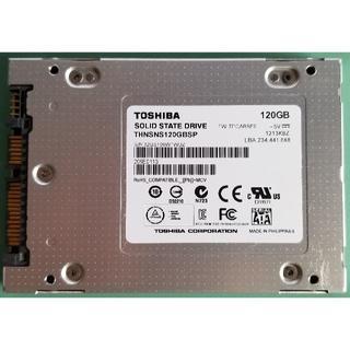 アイオーデータ(IODATA)のSSD 120GB 2.5in IODATA・東芝(PCパーツ)