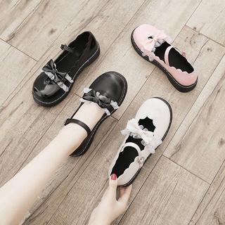 可愛いロリータ 靴 リボン(靴/ブーツ)