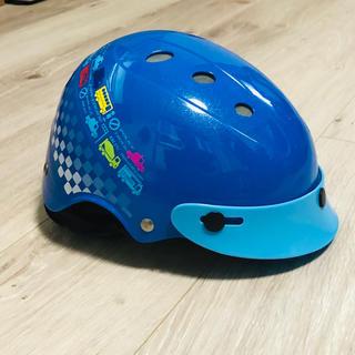 ブリヂストン(BRIDGESTONE)のキッズ ヘルメット 子供用 46〜52cm(ヘルメット/シールド)