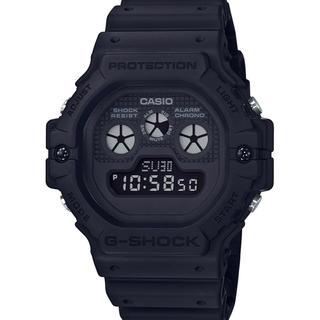 ジーショック(G-SHOCK)の再値下げ!G-shock 国内正規DW-5900BB-1JF 新品未使用品(腕時計(デジタル))