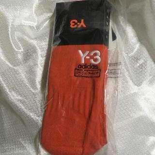 ワイスリー(Y-3)のY-3 ソックス 新品(ソックス)