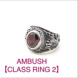 アンブッシュ(AMBUSH)のアンブッシュ dior BVLGARI nike kaws fendi toga(リング(指輪))