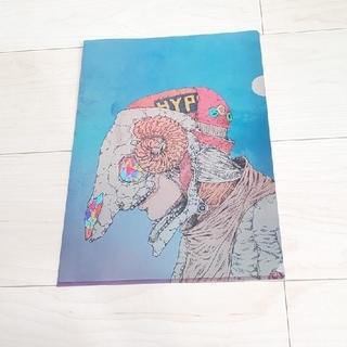 ソニー(SONY)の米津玄師 STRAY SHEEP CD 特典 クリアファイル(ミュージシャン)