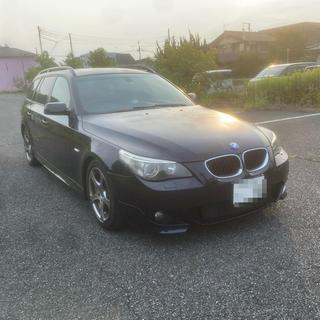 ビーエムダブリュー(BMW)の限定値下げ‼️ BMW 525i ツーリング Mスポーツ 車検取り立て‼️(車体)