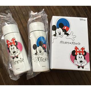 Disney - ミニー ミッキー セット ミニボトル