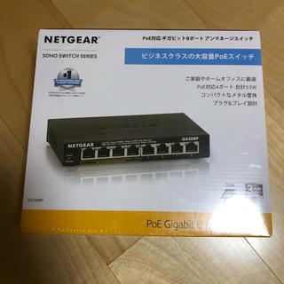 GS308P-100JPS NETGEAR 新品未開封(PC周辺機器)