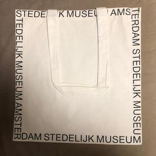 ヤエカ(YAECA)のアムステルダム市立美術館オリジナルエコバッグ トートバッグ (10)(エコバッグ)